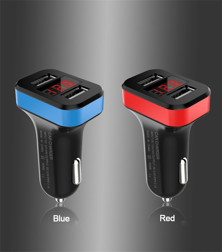 2018 New Arrival Qc3.0 Electric Car Charger , Smart Car Battery Charger