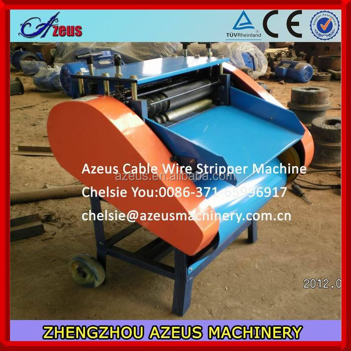 2014 Azeus Top sale automatic cable striper 1-160 mm O.D.