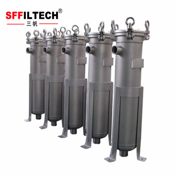 Best high quality cheap cartridge filter housing stainless steel standard is glass bead