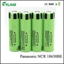 High drain battery 3200mah 18650 3.7v li-ion battery cell for panasonic