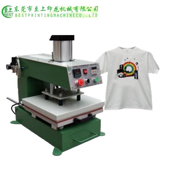 auto heat press machine