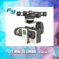 MINI 3D 3-Axis Brushless Gimbal/suitable for drone helicopter aircraft for gopro gimbal