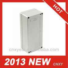 New aluminum underground junction boxes