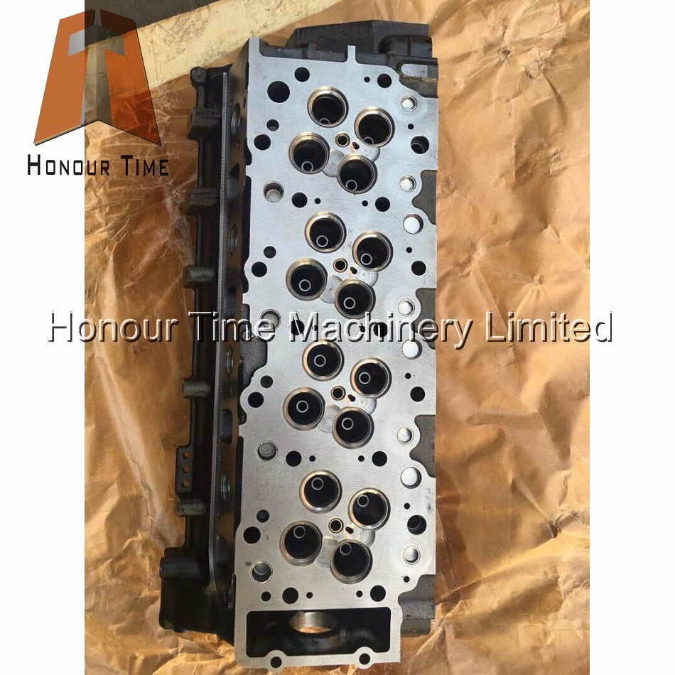 High quality 4HK1 Excavator Diesel Engine Cylinder head for engine parts