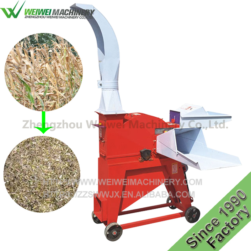 Weiwei best quality pig feed processing machine