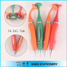 Promotional digital pen type thermometer