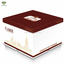 Custom Cake Boxes Decorative Cake Carton Personalized Cake Package Boxes