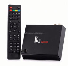 2017 Best price KII Pro S905D quad core 2G 16G Android 7.1 OS 4K combo HD satellite receiver dvb-s2 dvb-t2