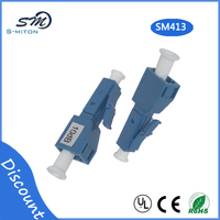 Male to Female Fiber Optics LC Attenuator 10dB