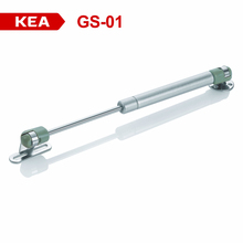 Professional furniture hardware cabinet lockable gas spring 80n