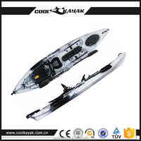 3.63m length kayak fishing boats for sale used