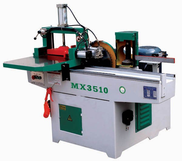 HSP MX3510 Wood Finger Joint Machine