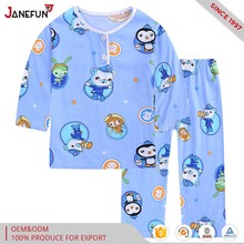 OEM summer sleepwear sleep clothing for kid