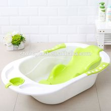 High Quality 2017 most popular baby best selling plastic children kids wooden freestanding baby bath tub bathtub
