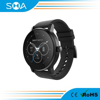 Touch Screen Waterproof Android MTK2502C Smart Watch