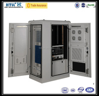 IP65 outdoor telecom cabinet with double door