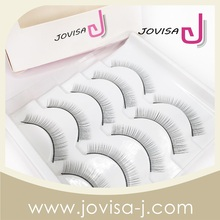 JOVISA Wholesale training eyelashes with mannequin head practice lashes for eyelash extension practice lashes