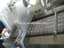 Hot selling thermoforming vacuum packaging machine for packing food