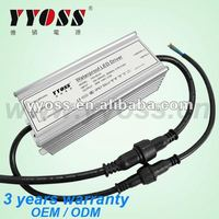 5V/12V/24V 60W LED power supply waterproof IP67 (AC/DC)