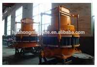 china famous brand huahong high quality hydraulic cone crusher export