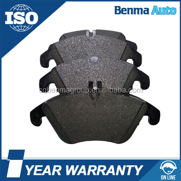 Disc Brake Pads for Auto Parts