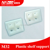 Cabinet hanger bracket/plastic corner connector from furniture assembling fittings factory