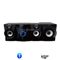 hifi music system&speaker LY-M753 2.1 ch 750W with karaoke/ CD player/USB/FM/Aux in/PC in