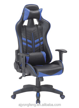 new design High back office LEATHER chair/gaming chairs/Racing recliner seat office chair