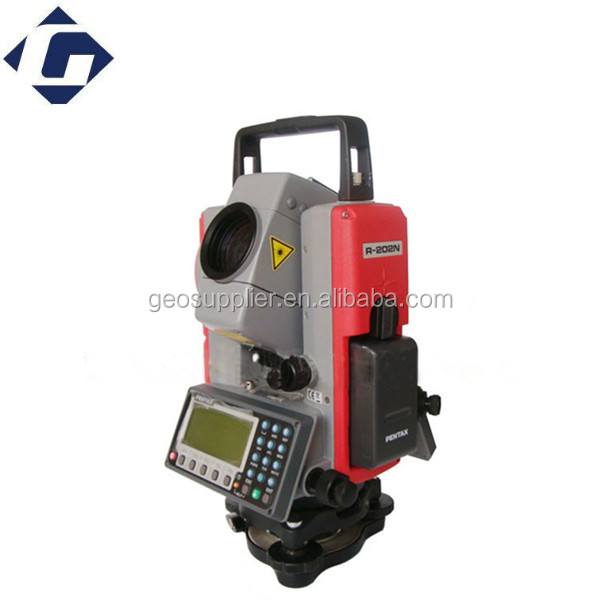 hot sell reflectorless total station pentax r202ne