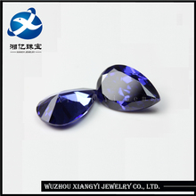 Xiangyi crushed CZ gemstones nepal chains, high quality loose CZ gemstones hot sale