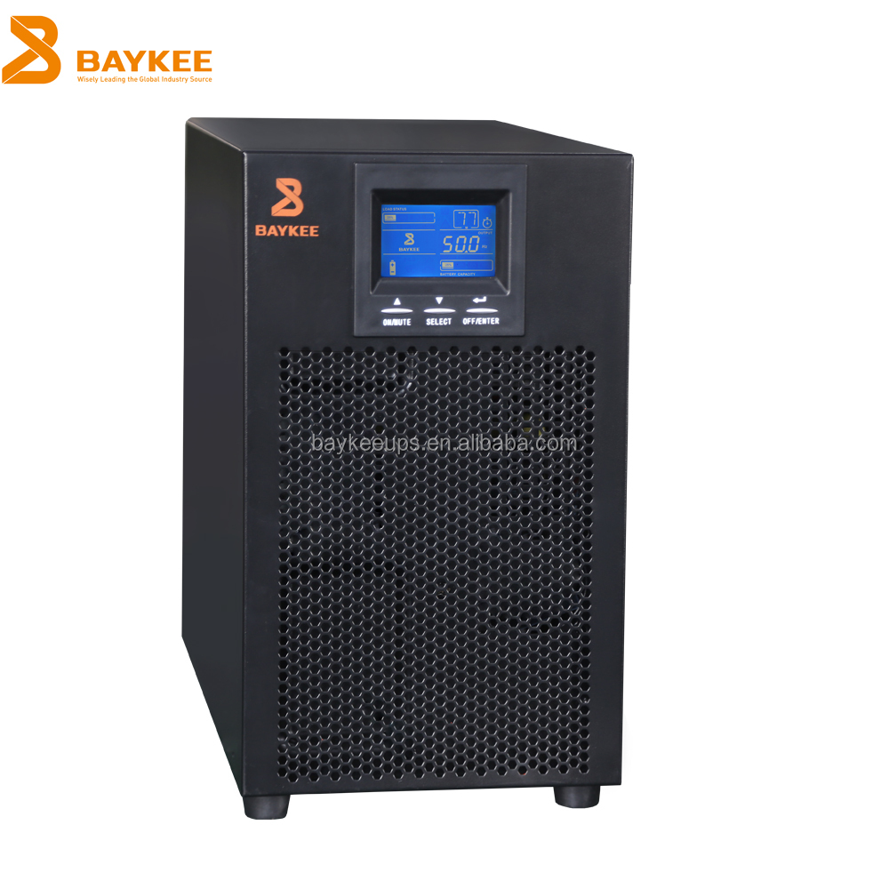 6kva Battery Backup Online UPS