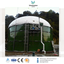 Veniceton Organic anaerobic digestion biogas power plant for bio gas digester