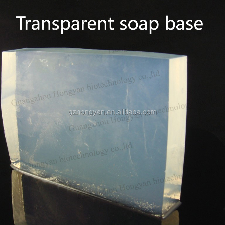 Factory wholesale Soap Base Glycerine for handmade soap material