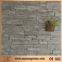 natural slate exterior wall cladding stone veneer panels lowes