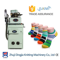 DJ-6FP cotton socks knitting machine