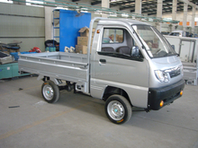 Electric Mobile Cargo/Pickup Truck with EEC