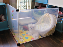Factory Best Price Transparent Folding Portable dog Playpen