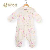 summer breathable muslin cotton colorful sleeping bag
