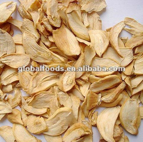 dehydrated Garlic dried Garlic dry yellow Garlic Flakes
