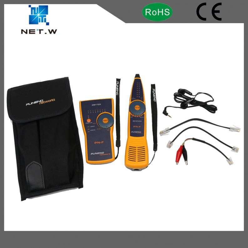 High Performance Tester/ Tester & Wire Network Cable Tracker Test Equipment