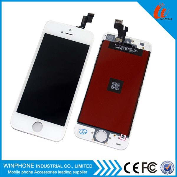 Hot sale phone lcd digitizer screen for apple iphone 5s lcd,for apple iphone 5s lcd screen replacement