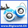 Big Eyes Shape Audio Player USB Portable Mini Speaker