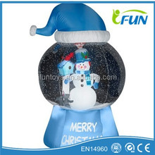lovely inflatable snowman for Christmas/inflatable snowman/Christmas inflatable snowman