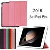 Official original 1:1 Slim Leather Magnetic Smart Cover For iPad pro 12.9