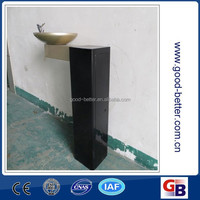 2014 hot selling stainless steel single basin outdoor drinking fountain