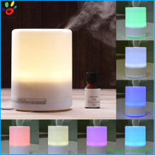 Portable 300ml aroma essential oil diffuser,color LED changing aroma diffuser, home humidifier