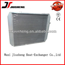 Vacuum Brazed Aluminum Plate -bar aluminum motorcycle radiators /water cooler/water heat exchanger
