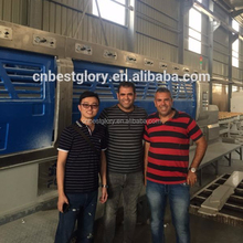 Automatic polishing machine for marble slab 12 heads stone grinding machine