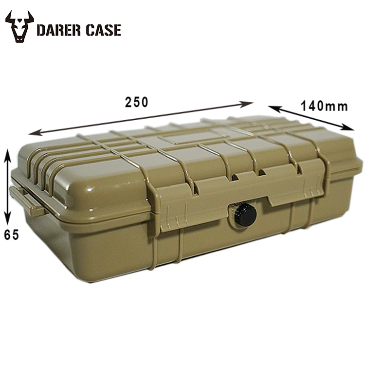 250*140*65mm DPC026 small storage box case tools