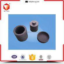 Reliable quality low-cost isostatic graphite crucible
